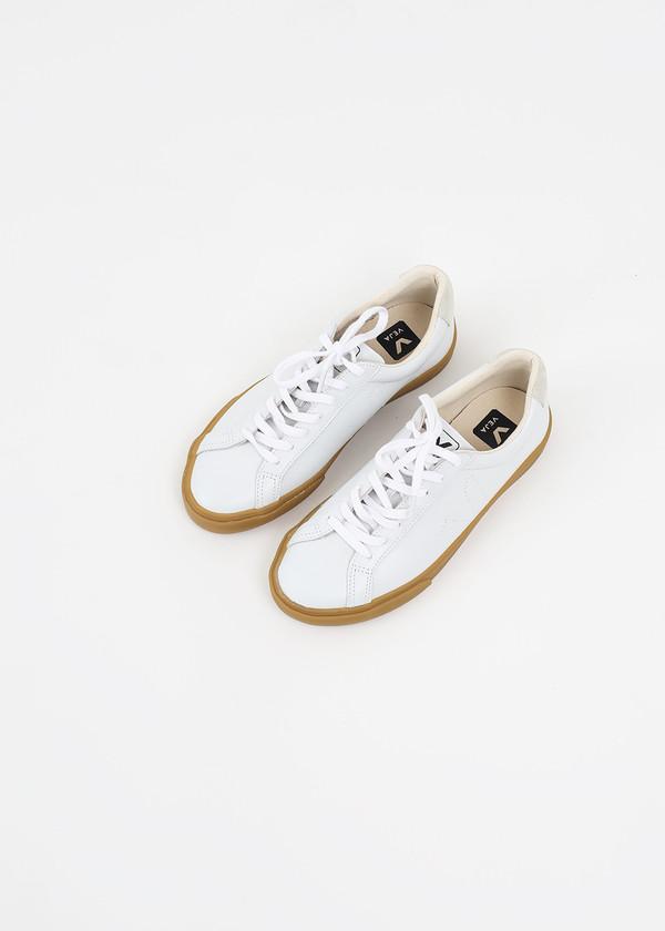 VEJA White Esplar LT Sneaker