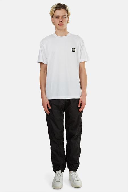 Stone Island Cotton Jersey T-Shirt - White