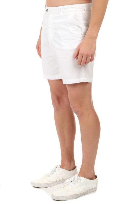 Hentsch Man Bathing Suit Short - White