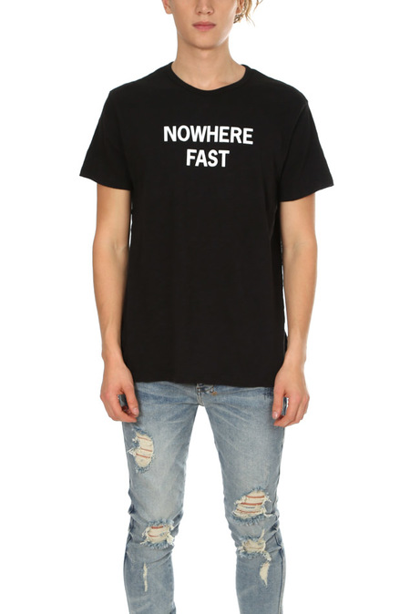 Hiro Clark Nowhere Fast Tee - Black