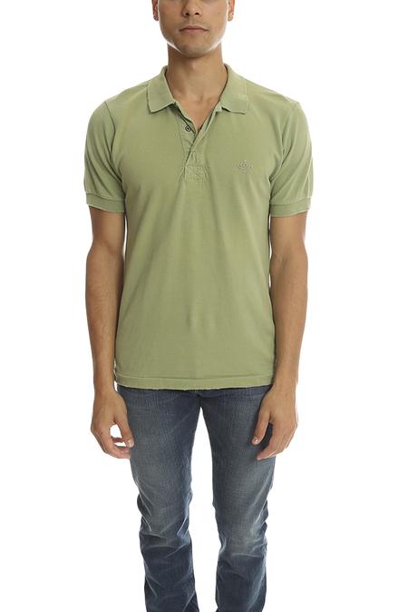 Z-Brand Polo Top - Green