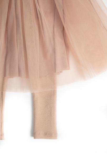 Kids Hailey Tutu with Leggings - Pink