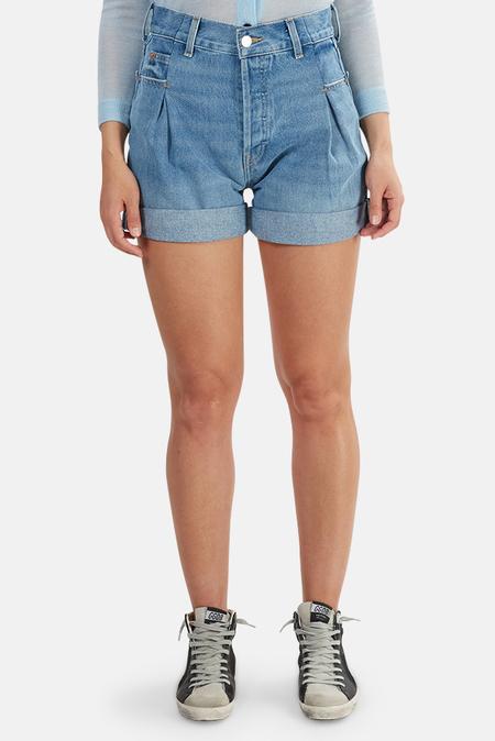 RE/DONE 40s Zoot Shorts - Medium 7