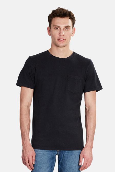 Jungmaven Baja Pocket T-Shirt - Black