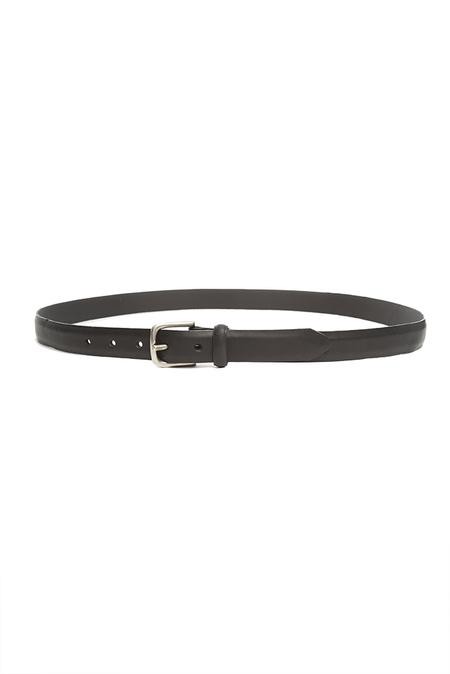 Rag & Bone Skinny Dress Belt - Black