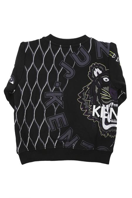 Kids KENZO Sweatshirt - Black