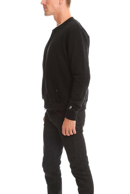 Robert Geller Seconds Bomber Jacket - Black