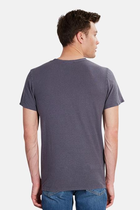 Jungmaven Jung Tee Shirt - Diesel Grey
