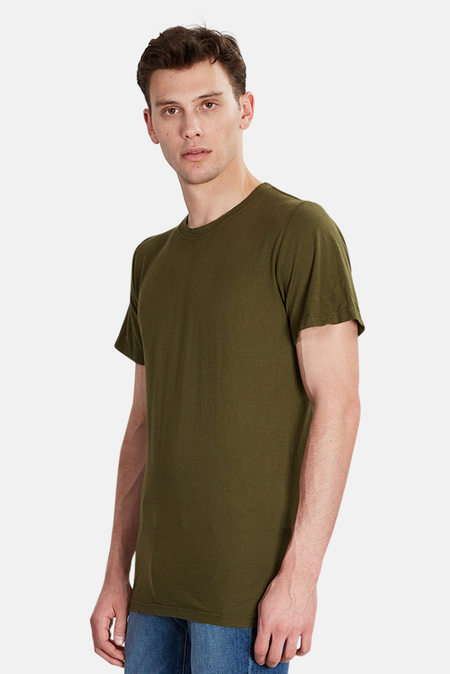 Jungmaven Basic Tee Shirt - Supply Green