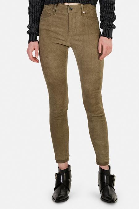 RtA Madrid Pants - Vintage Khaki