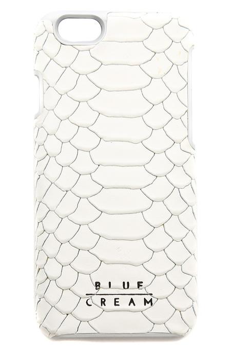 Blue&Cream iPhone 6 BC Logo Case - Cream