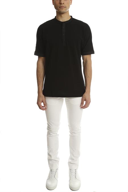 Helmut Lang Skinny Pants Core Twill - White