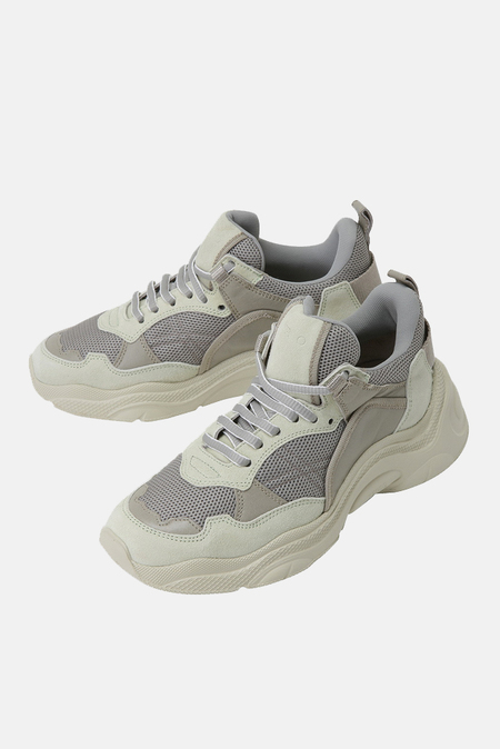 IRO Curverunner Sneakers Shoes - Olive