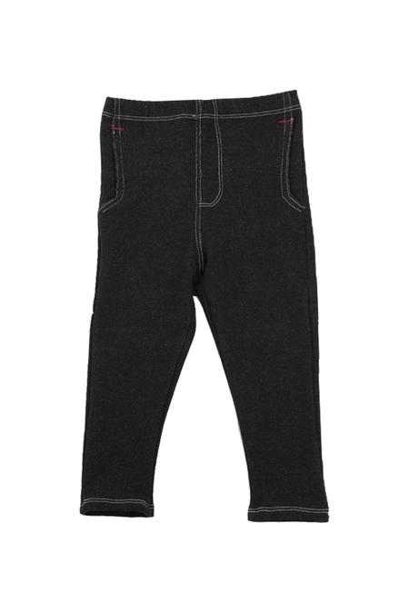 kids Hopper Hunter Jackrabbit Trouser - Black Denim