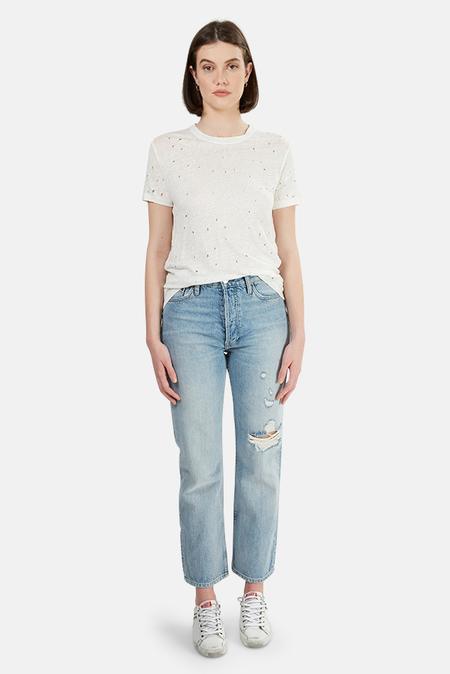 IRO Clay T-Shirt - Ecru