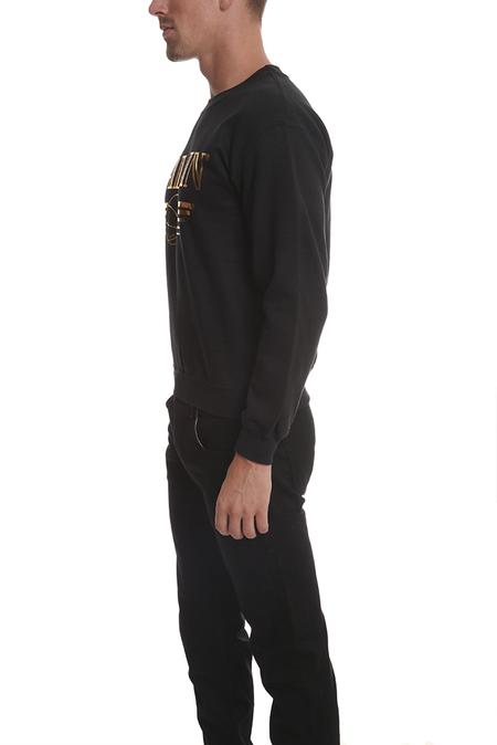 Brian Lichtenberg Ballin Sweatshirt - Black/Gold