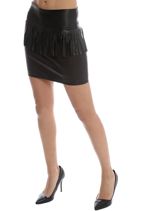IRO Gin Skirt - Black
