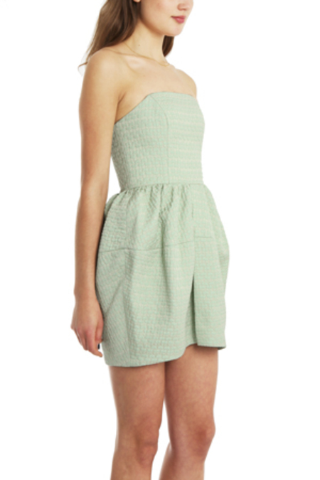 Camilla and Marc Riddle Dress - Spearmint