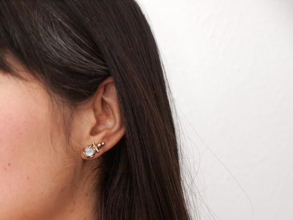Laurel Hill Jewelry Uva Ursi Studs