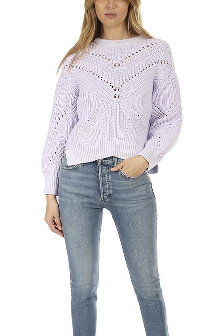 IRO Loaded Sweater - light Purple