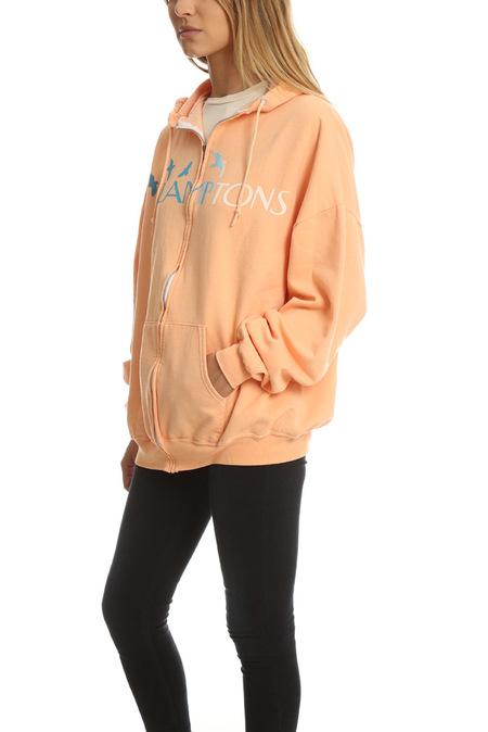Blue&Cream Sun Lamptons Hoodie Sweater - Peach