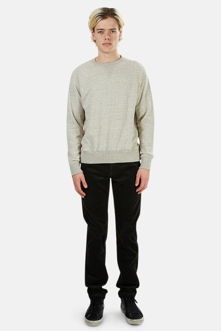 PRESIDENTS Crewneck Sweater - White