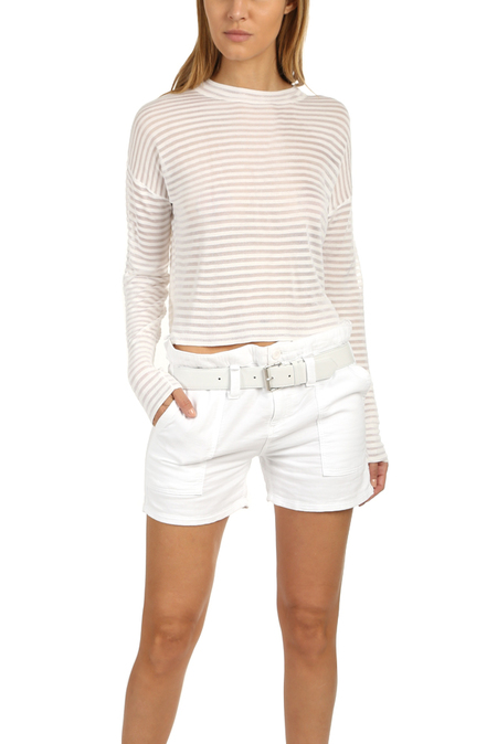 RtA Gilda Sweater - Cloud White
