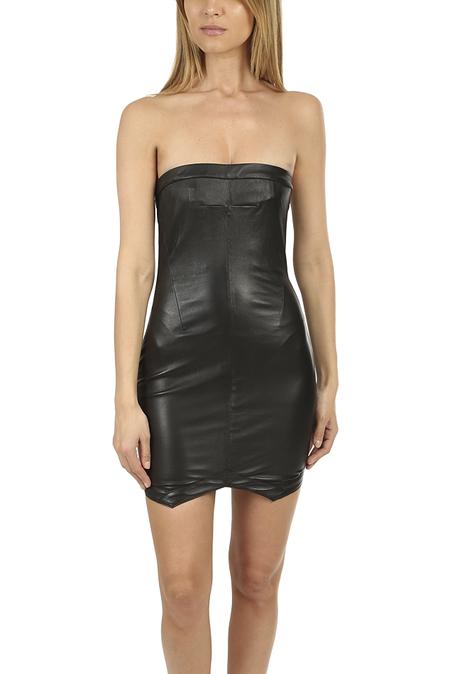 RtA Wylde Leather Dress - Nightlife