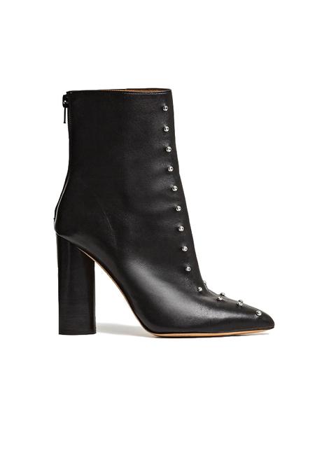 IRO Birok Boot Shoes - Black