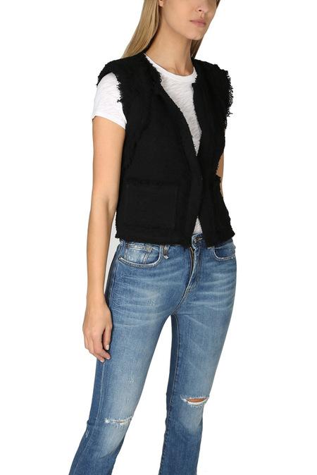 IRO Akia Vest - Black