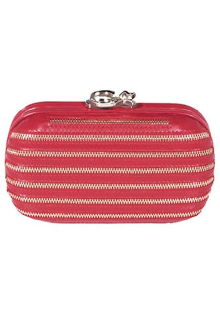 Corto Moltedo Susan C Star Bag - Red/silver