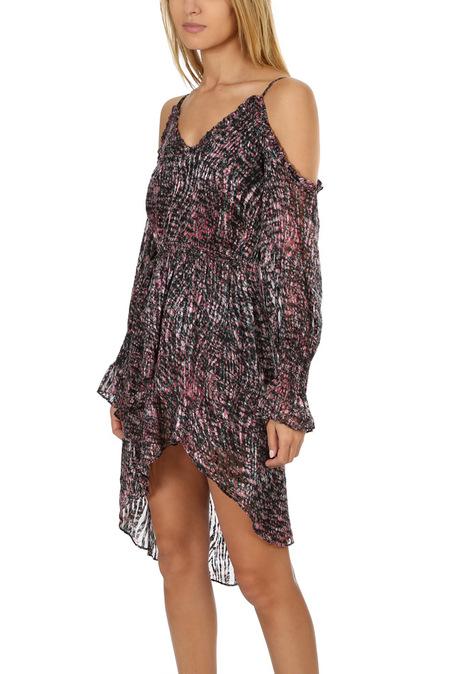 IRO Eloma Dress - Multico Pink