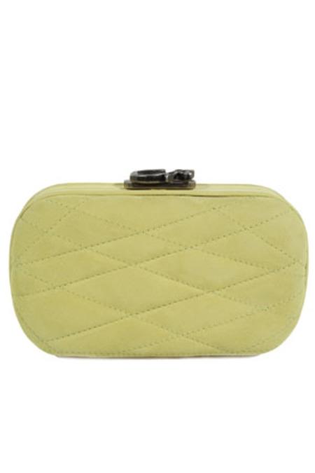 Corto Moltedo Susan C Star bag - Lemon