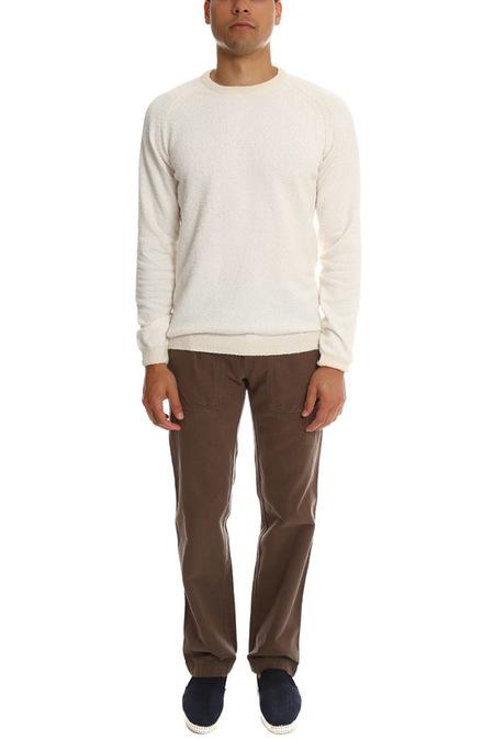 Save Khaki Surplus Pants - army Green