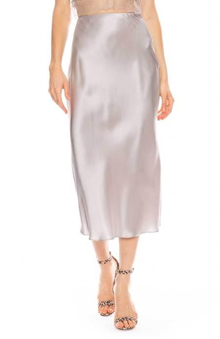 SABLYN Miranda Silk Skirt
