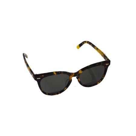 Buddy Optical Cornell Sunglasses - Yellow Tort