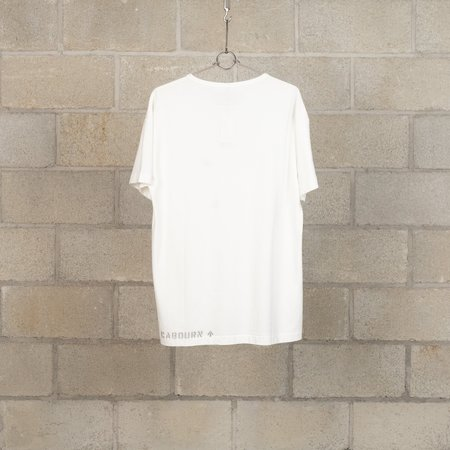 Nigel Cabourn 40s US Navy T-Shirt - Off White
