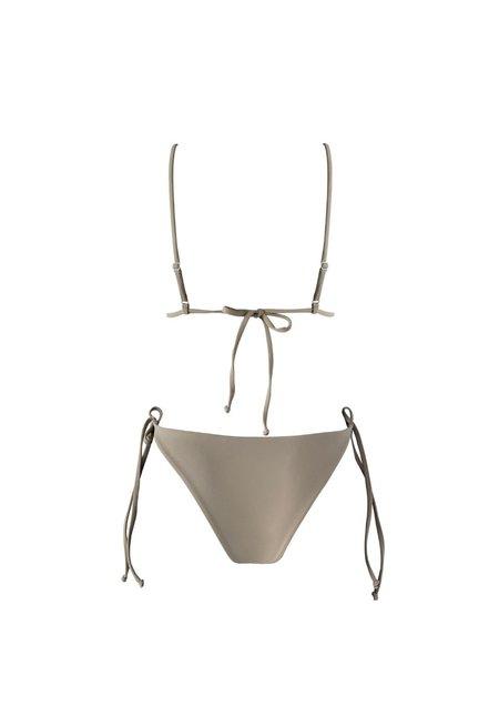Raffia Isla Bikini Set - Sand