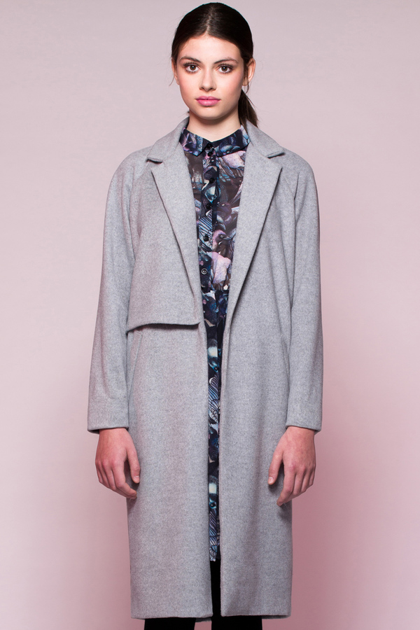 Valerie Dumaine 'Kenneth' coat