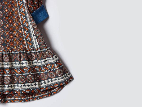 Warm Love Street Dress