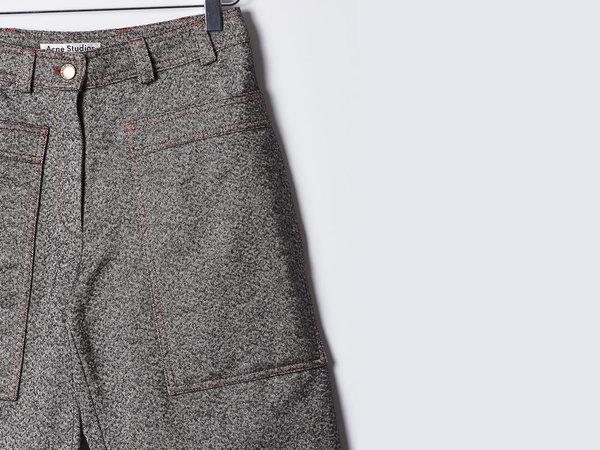 Acne Studios Acne Milford Work Trouser