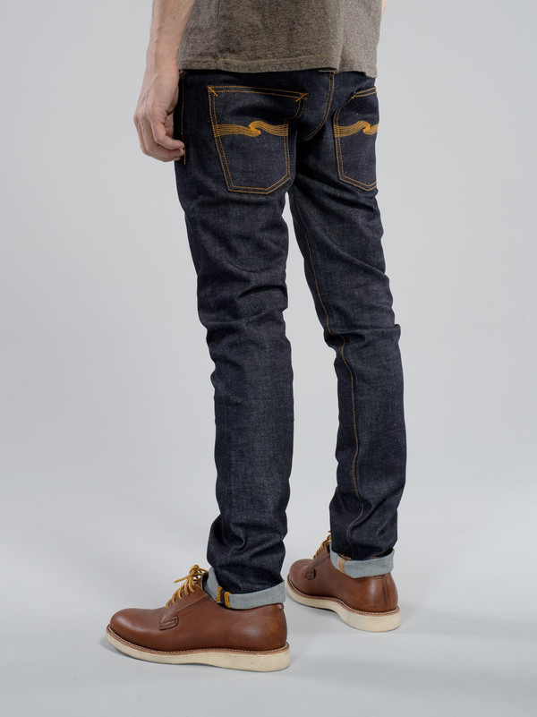 Men's NUDIE JEANS - Tape Ted 16 Dips