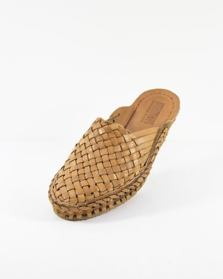 Mohinders Woven Slide - Natural