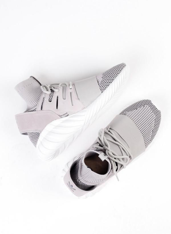 Men's Adidas Tubular Doom PK Granite