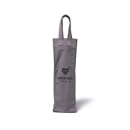 Human Made Wine Bag - Grey
