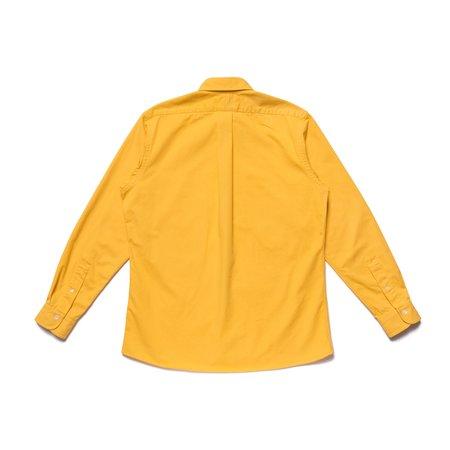 Human Made B.D. Twill Shirt - Yellow