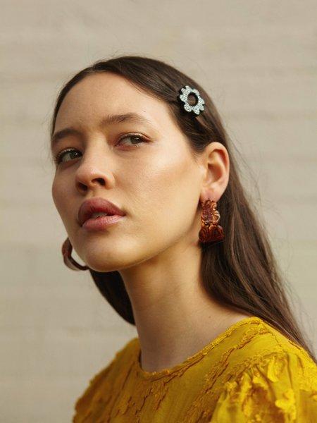 Valet Studio Lea Earrings - Mint
