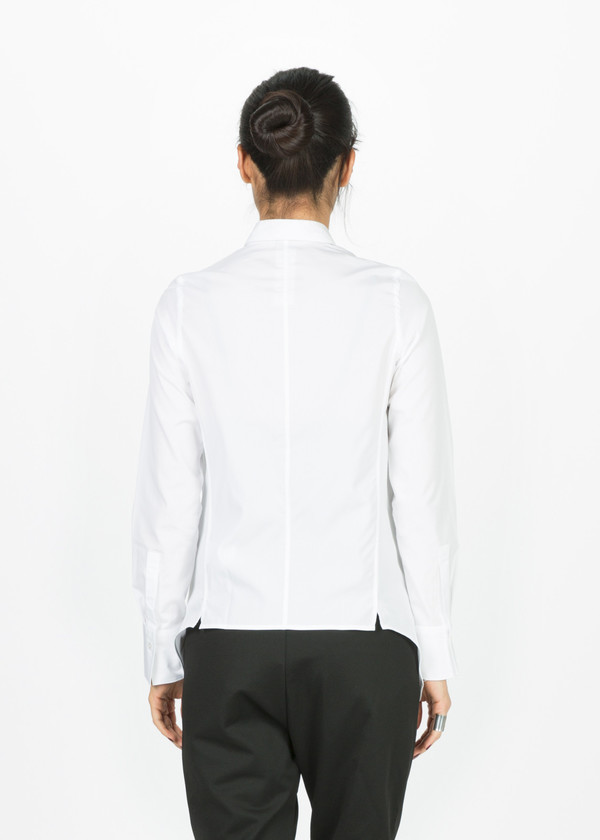 Lareida Pam Hidden Button Shirt