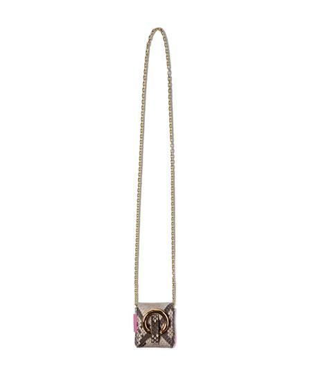 Tubici Paris Multicolor Neck Mini Bag - Multicolor