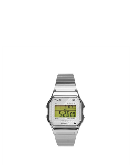 Timex T80 Expansion Watch - Silver